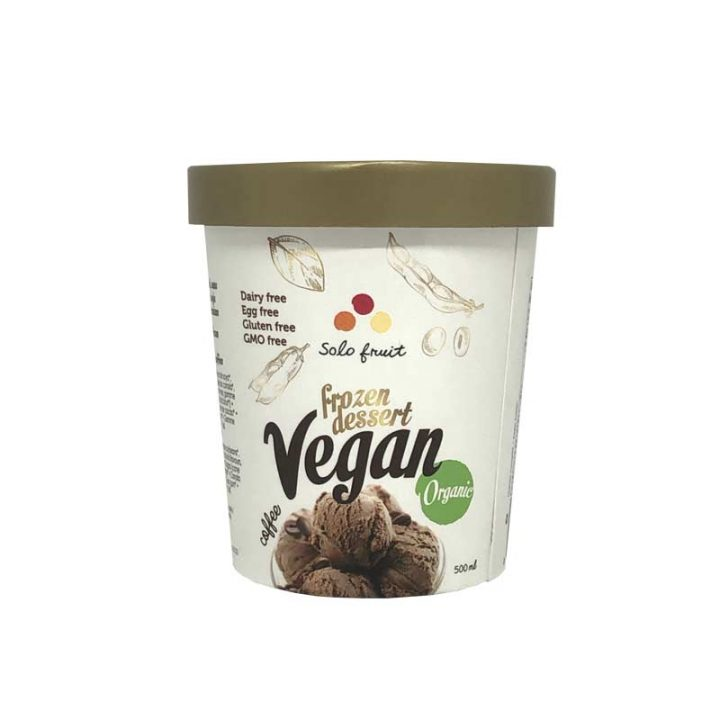 Coffee Vegan Frozen Dessert