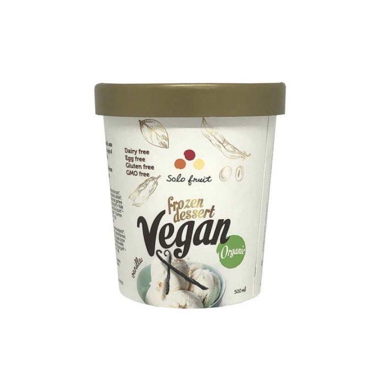 Vanilla Vegan Frozen Dessert
